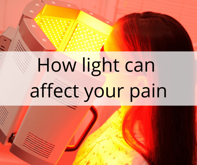 How light can affect your pain